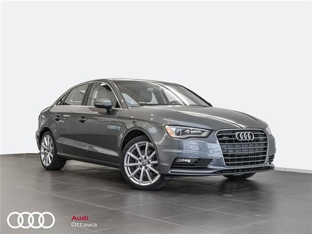 2016 Audi A3 2.0T Progressiv (Stk: 52780A) in Ottawa - Image 1 of 17