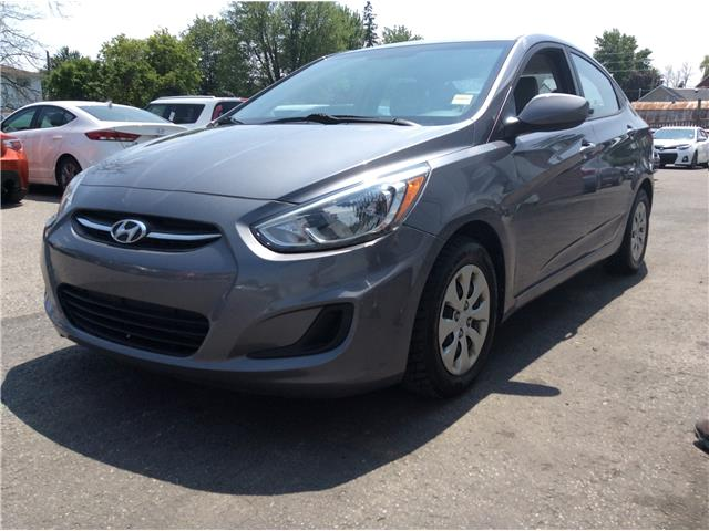 2016 Hyundai Accent GL (Stk: 190955) in North Bay - Image 1 of 18