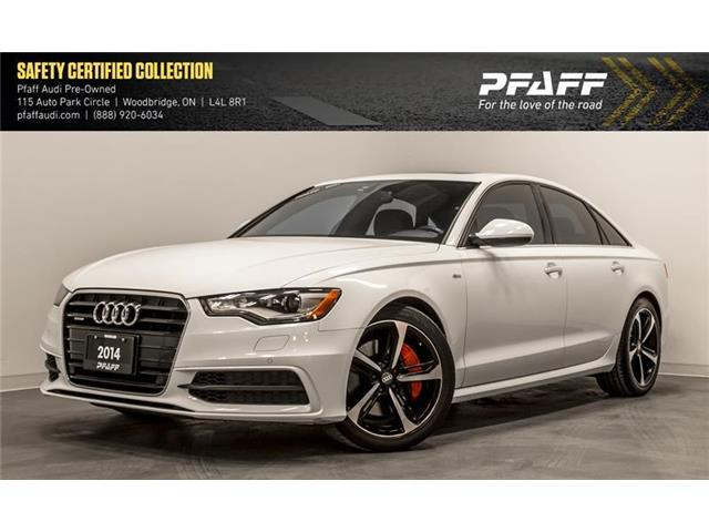 2014 Audi A6 3.0 Progressiv (Stk: T16563A) in Woodbridge - Image 1 of 22