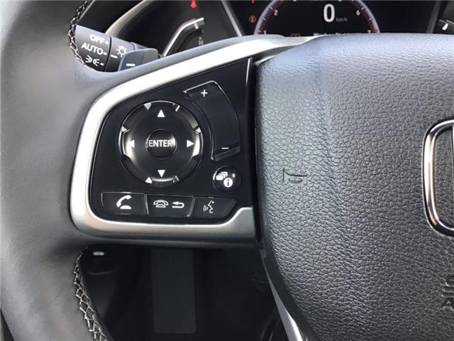 2019 Honda Civic Sport (Stk: 191285) in Barrie - Image 11 of 22