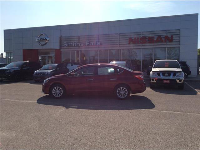 2019 Nissan Sentra 1.8 SV (Stk: 19-169) in Smiths Falls - Image 1 of 13