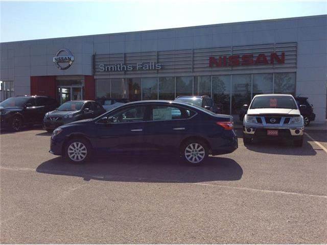2019 Nissan Sentra 1.8 S (Stk: 19-187) in Smiths Falls - Image 1 of 12