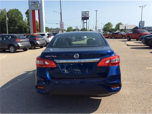 2019 Nissan Sentra 1.8 S (Stk: 19-187) in Smiths Falls - Image 5 of 12