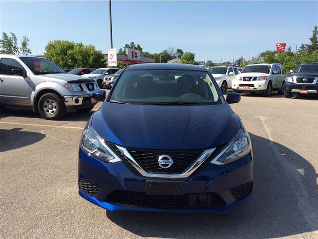 2019 Nissan Sentra 1.8 S (Stk: 19-187) in Smiths Falls - Image 6 of 12