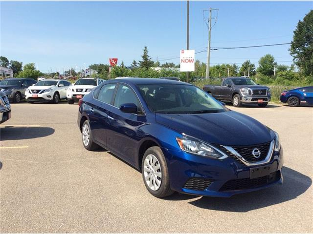 2019 Nissan Sentra 1.8 S (Stk: 19-187) in Smiths Falls - Image 7 of 12