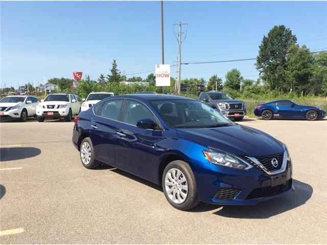 2019 Nissan Sentra 1.8 S (Stk: 19-187) in Smiths Falls - Image 8 of 12