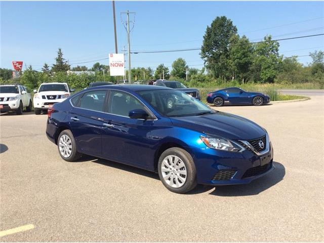 2019 Nissan Sentra 1.8 S (Stk: 19-187) in Smiths Falls - Image 9 of 12