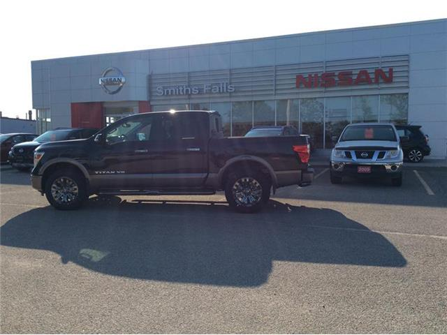 2019 Nissan Titan Platinum (Stk: 19-234) in Smiths Falls - Image 1 of 11