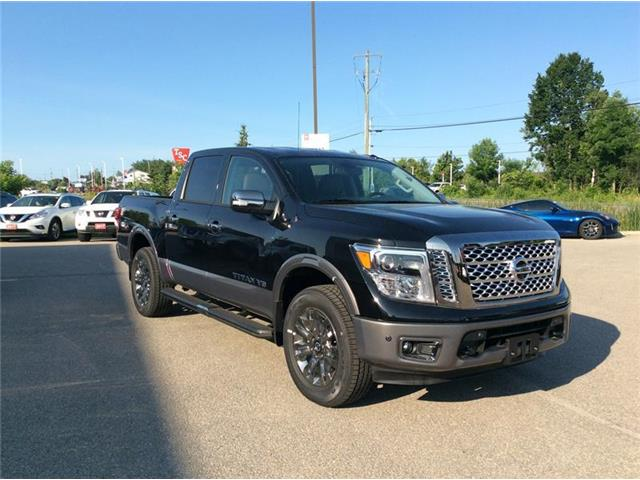 2019 Nissan Titan Platinum (Stk: 19-234) in Smiths Falls - Image 8 of 11