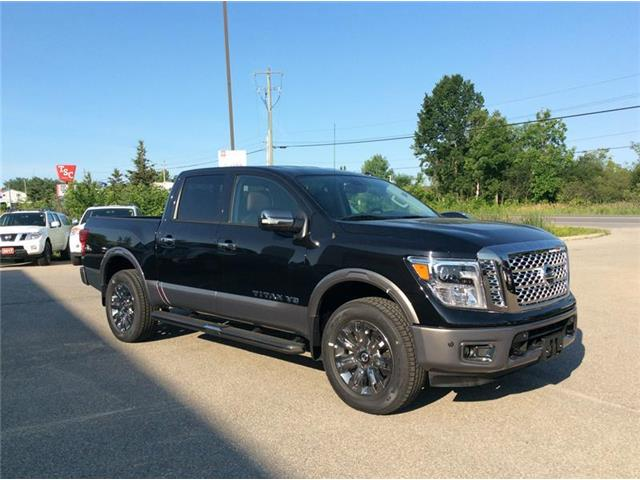 2019 Nissan Titan Platinum (Stk: 19-234) in Smiths Falls - Image 9 of 11