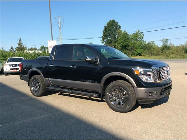 2019 Nissan Titan Platinum (Stk: 19-234) in Smiths Falls - Image 10 of 11