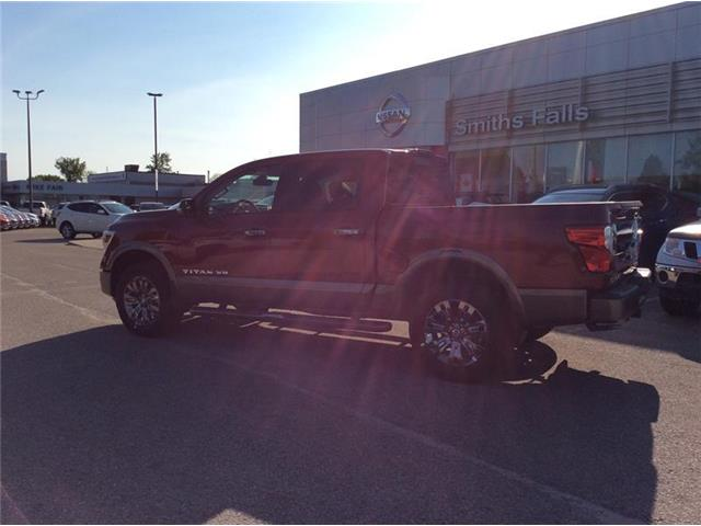2019 Nissan Titan Platinum (Stk: 19-281) in Smiths Falls - Image 3 of 12