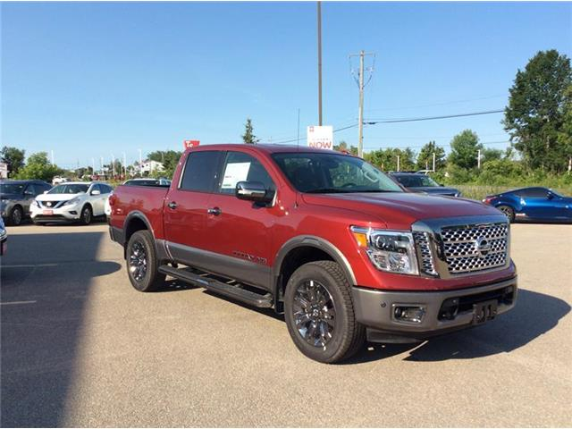 2019 Nissan Titan Platinum (Stk: 19-281) in Smiths Falls - Image 6 of 12