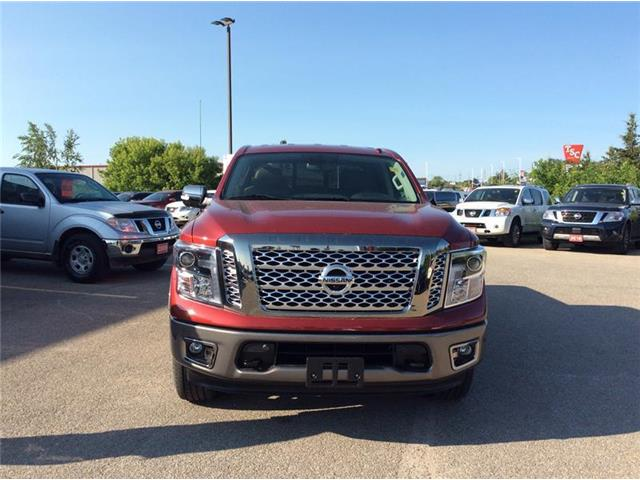 2019 Nissan Titan Platinum (Stk: 19-281) in Smiths Falls - Image 10 of 12