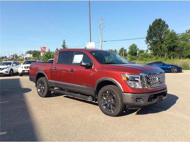 2019 Nissan Titan Platinum (Stk: 19-281) in Smiths Falls - Image 11 of 12