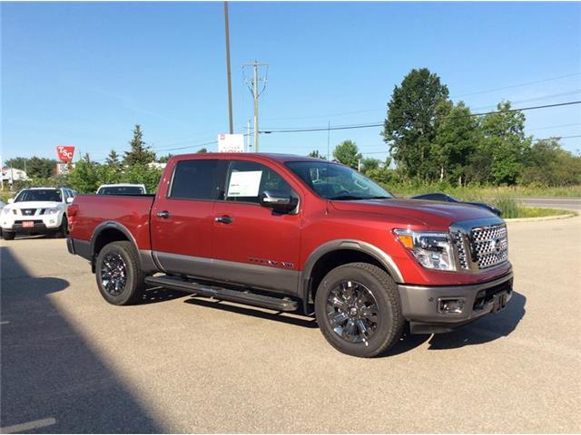 2019 Nissan Titan Platinum (Stk: 19-281) in Smiths Falls - Image 12 of 12