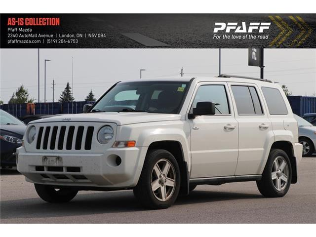 2010 Jeep Patriot Sport/North (Stk: MA1683A) in London - Image 1 of 10