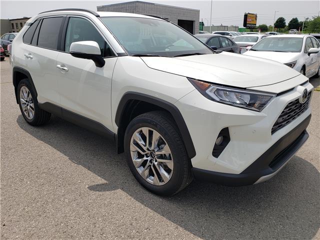 2019 Toyota RAV4 Limited (Stk: 9-1115) in Etobicoke - Image 4 of 20