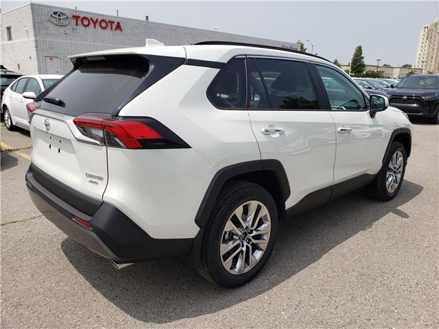 2019 Toyota RAV4 Limited (Stk: 9-1115) in Etobicoke - Image 6 of 20