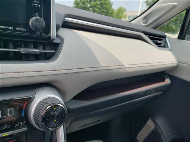 2019 Toyota RAV4 Limited (Stk: 9-1115) in Etobicoke - Image 17 of 20