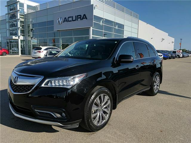 2014 Acura MDX Technology Package (Stk: A3897A) in Saskatoon - Image 1 of 19