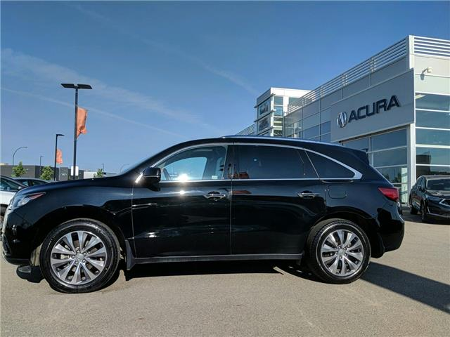2014 Acura MDX Technology Package (Stk: A3897A) in Saskatoon - Image 2 of 19
