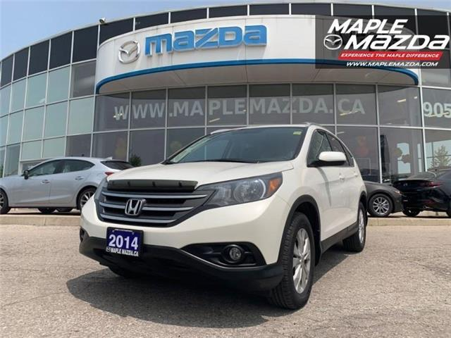 2014 Honda CR-V EX-L (Stk: P-1190) in Vaughan - Image 1 of 20