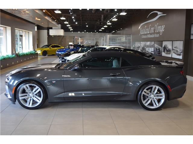 2018 Chevrolet Camaro 2SS (Stk: AUTOLAND- U16525A) in Thornhill - Image 14 of 33