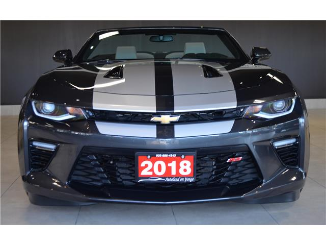 2018 Chevrolet Camaro 2SS (Stk: AUTOLAND- U16525A) in Thornhill - Image 11 of 33