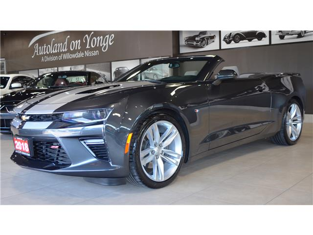2018 Chevrolet Camaro 2SS (Stk: AUTOLAND- U16525A) in Thornhill - Image 12 of 33