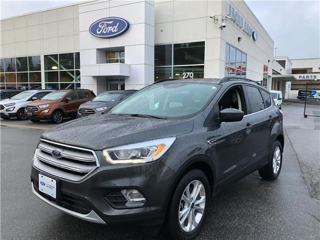 2018 Ford Escape SEL (Stk: CP19240) in Vancouver - Image 1 of 29