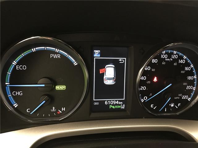 2016 Toyota RAV4 Hybrid  (Stk: 206620) in Lethbridge - Image 17 of 27