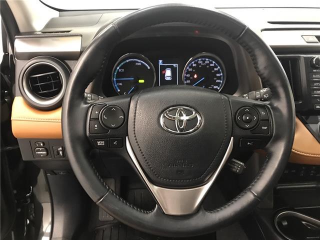 2016 Toyota RAV4 Hybrid  (Stk: 206620) in Lethbridge - Image 18 of 27