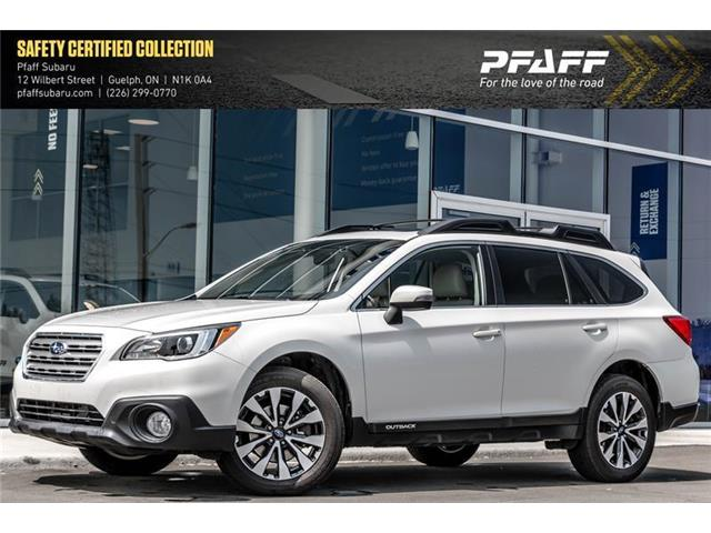 2016 Subaru Outback 3.6R Limited Package (Stk: S00014A) in Guelph - Image 1 of 22