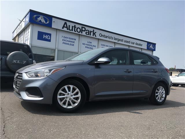 2019 Hyundai Accent Preferred (Stk: 19-69218) in Brampton - Image 1 of 24