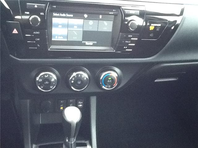 2015 Toyota Corolla S (Stk: 19365a) in Owen Sound - Image 3 of 8