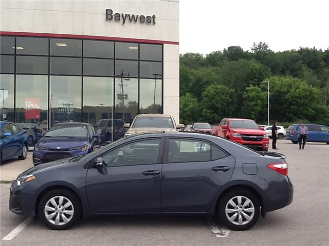 2015 Toyota Corolla S (Stk: 19365a) in Owen Sound - Image 1 of 8