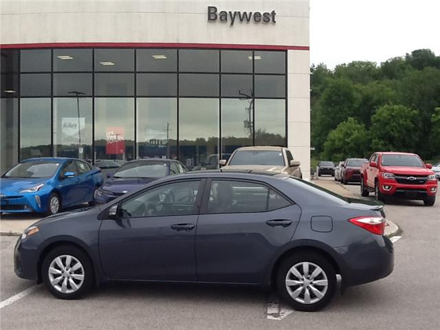 2015 Toyota Corolla S (Stk: 19365a) in Owen Sound - Image 5 of 8