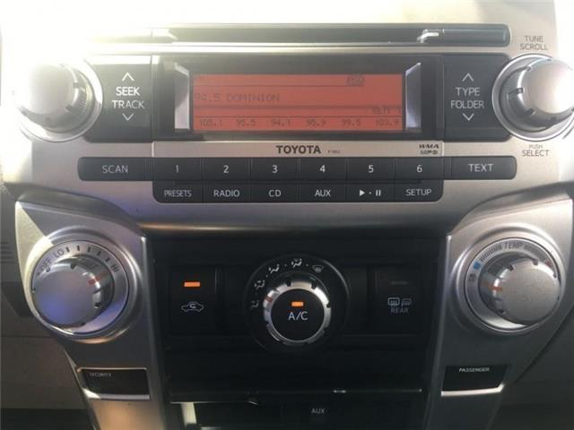 2011 Toyota 4Runner SR5 V6 (Stk: 176803) in Medicine Hat - Image 16 of 29