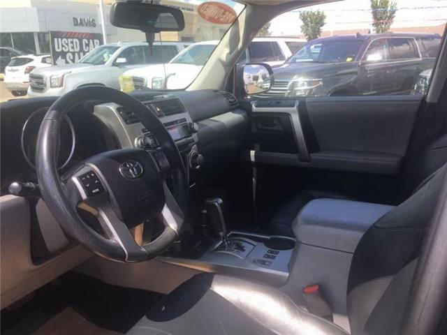 2011 Toyota 4Runner SR5 V6 (Stk: 176803) in Medicine Hat - Image 18 of 29