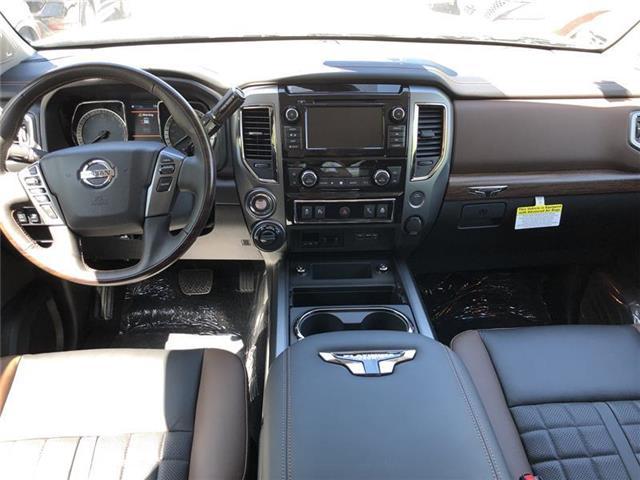 2019 Nissan Titan Platinum (Stk: RY19N003) in Richmond Hill - Image 4 of 5