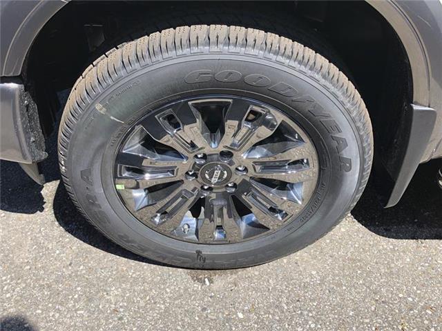2019 Nissan Titan Platinum (Stk: RY19N003) in Richmond Hill - Image 5 of 5
