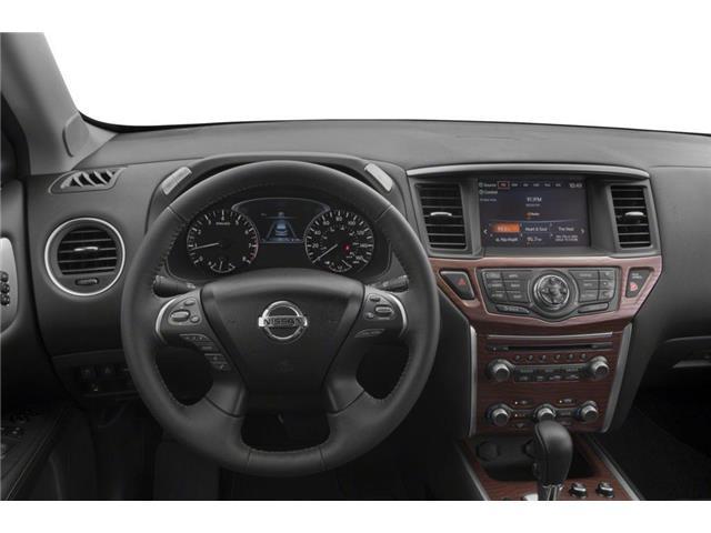 2019 Nissan Pathfinder Platinum (Stk: Y19P070) in Woodbridge - Image 4 of 9