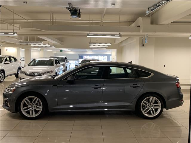 2018 Audi A5 2.0T Technik (Stk: D12768A) in Toronto - Image 2 of 30