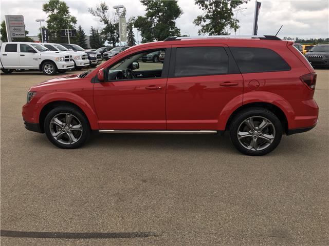 2016 Dodge Journey Crossroad (Stk: PW0463) in Devon - Image 1 of 11