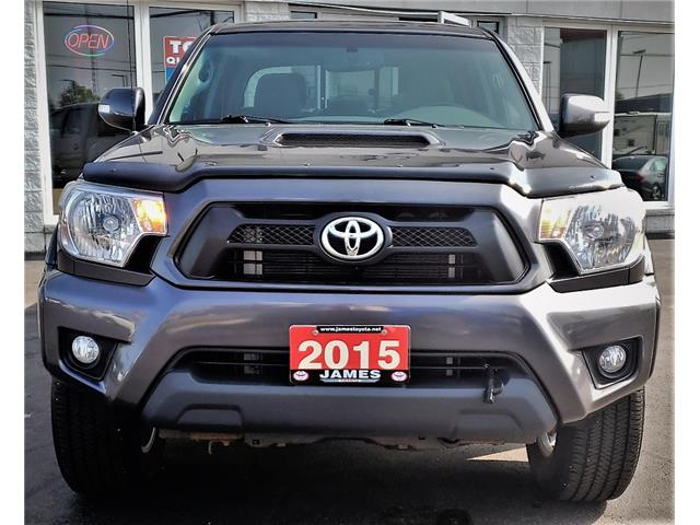 2015 Toyota Tacoma V6 (Stk: N19360A) in Timmins - Image 4 of 13