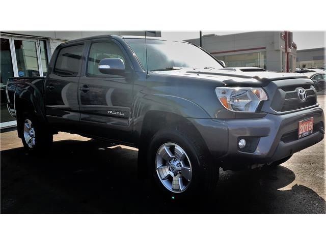 2015 Toyota Tacoma V6 (Stk: N19360A) in Timmins - Image 3 of 13