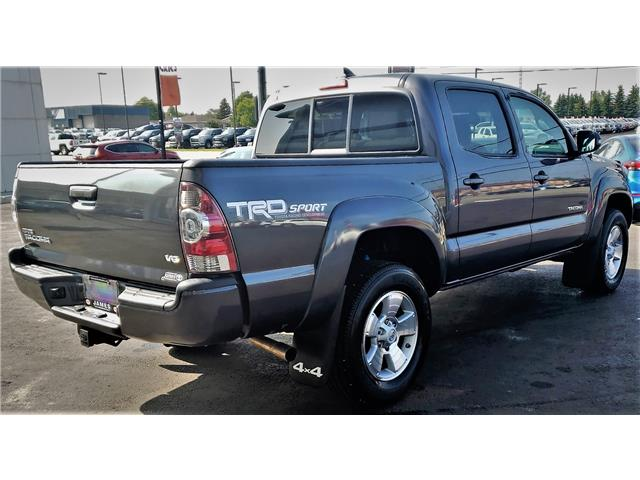 2015 Toyota Tacoma V6 (Stk: N19360A) in Timmins - Image 6 of 13
