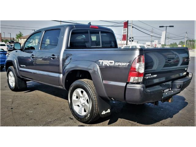 2015 Toyota Tacoma V6 (Stk: N19360A) in Timmins - Image 8 of 13