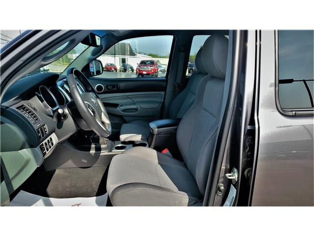 2015 Toyota Tacoma V6 (Stk: N19360A) in Timmins - Image 10 of 13